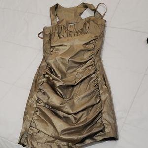 Cache mini dress